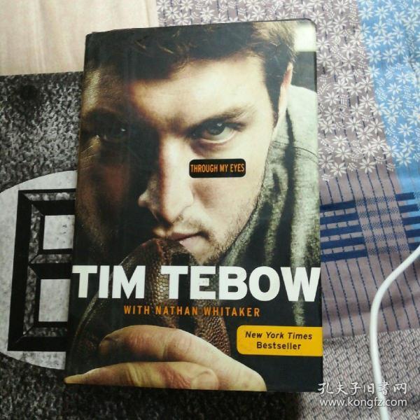 ThroughMyEyes(TIM TEBOW)(16开精装)(有签字),