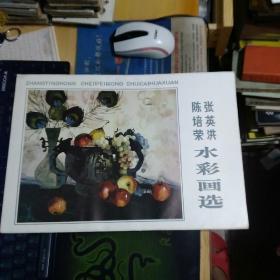 张英洪 陈培荣水彩画选(16张全)