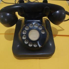 老式电话机(品相不错)