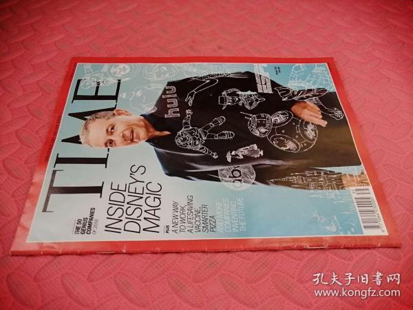 Time October 15,2018(品相如图)(英文原版,美国时代周刊) 最佳英语阅好英语学习资料|/英文原版杂志