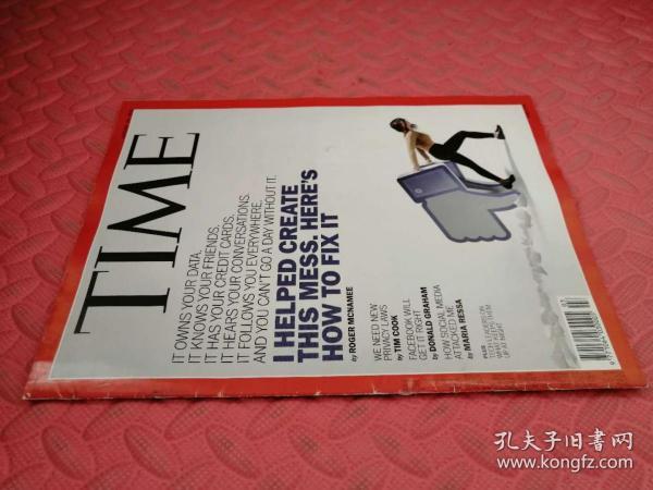 Time January 28,2019(品相如图)(英文原版,美国时代周刊) 最佳英语阅好英语学习资料|/英文原版杂志