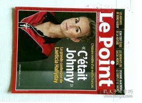 LE POINT 2018/04/12 N.2380 法国问题周刊 法语考级学习参考资料