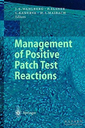 Management of Positive Patch Test Reactions