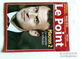 LE POINT 2018/03/22 N.2377 法国问题周刊 法语考级学习参考资料