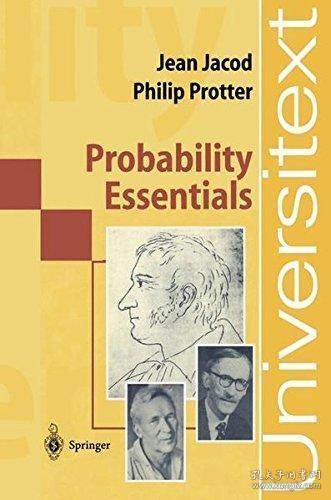 Probability Essentials (Universitext)