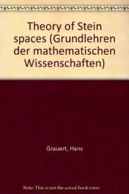 Theory of Stein spaces (Grundlehren der mathematischen Wissenschaften)