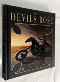 The Devil's Rose  英文原版 设定集   精装