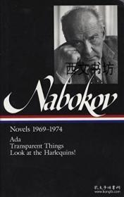 【包邮】1996年出版 Vladimir Nabokov