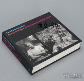 【包邮】2011年出版 Lee Friedlander: In the Picture: Self-Portraits 1958-2011