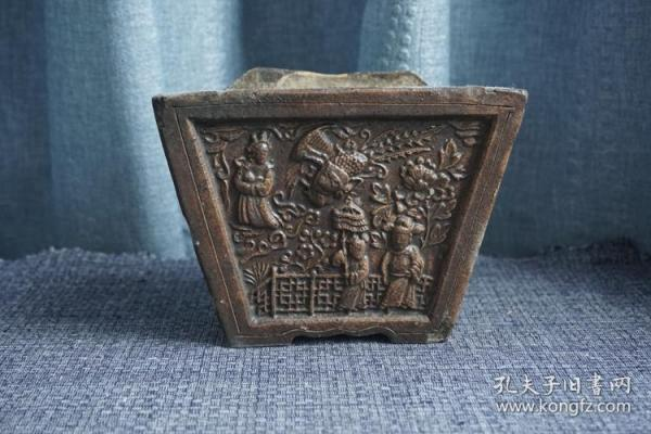 清代状元衣锦还乡筷蒌花瓶摆件