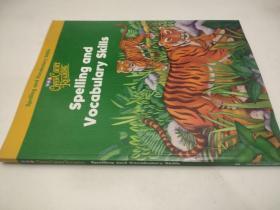 Spelling and Vocabulary Skills 拼写和词汇技巧 2年级 英文版