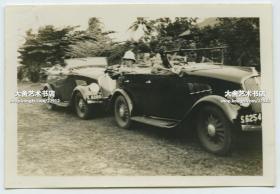 民国时期老汽车老爷车照片