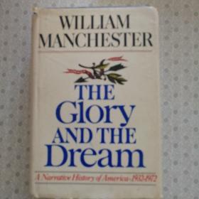 The Glory And The Dream   William Manchester   Volume 2    英文原版精装