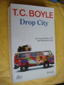 Drop City 德文原版32开
