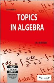 Topics in Algebra (Second Edition)