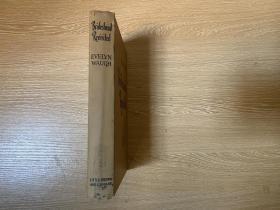 (私藏)Brideshead Revisited    伊夫林·沃《兴仁岭重临记》(旧地重游、故园风雨后)英文原版,林以亮(宋淇) 曾译部分,董桥:瓦欧是不滥情的。布面精装,1945年老版书