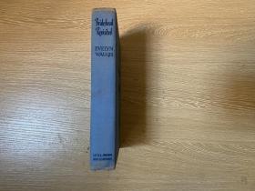 """(私藏)Brideshead Revisited   伊夫林·沃《兴仁岭重临记》(旧地重游、故园风雨后) ,林以亮(宋淇)曾译部分,董桥:瓦欧到底是""""最忍得住情的一位作家""""。布面精装毛边本,1946年老版书"""