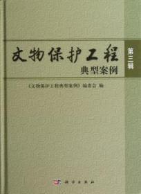 全新正版图书 文物保护工程典型案例-第三辑 王立平,周苹主编 科学出版社 9787030366078 蓝生文化
