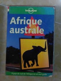 法文原版 Afrique Australe