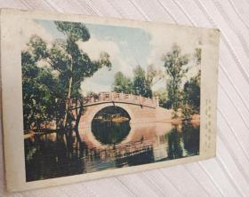五十年代明信片,布特哈旗风景之一