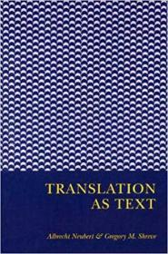 Translation as Text