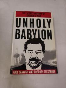 Unholy Babylon: The Secret History Of Saddam's War 英文原版《萨达姆战争秘史》