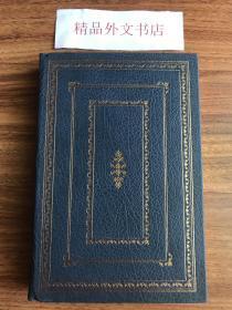 近全新!【现货在美国家中、包国际运费】英文版, 《卢梭政治作品集》,Jean Jacques Rousseau / 卢梭(著),富兰克林图书馆出版的世界永恒经典100本名著系列丛书之一, 1982年限量版 A Limited Edition(请见实物拍摄照片第4、5张版权页),精装,283页,豪华全真皮封面,三面刷金,珍贵外国文学参考资料! !