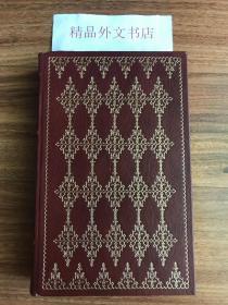 近全新!【包顺丰】Pride and Prejudice,《傲慢与偏见》, Jane Austen / 简 奥斯汀 (著),富兰克林图书馆出版的世界永恒经典100本名著系列丛书之一, 1978年限量版 A Limited Edition(请见实物拍摄照片第4、5张版权页),精装,厚册(374页),豪华全真皮封面,三面刷金,珍贵外国文学参考资料!