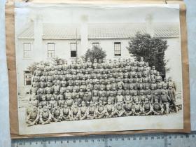来自日军步兵第76联队相册之较大幅照片1张,是否是侵华时期