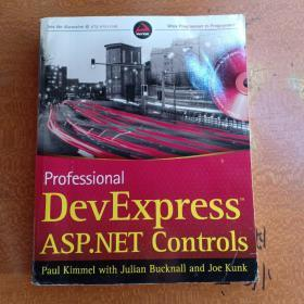 Professional Devexpress Asp.Net Controls 9780470500835