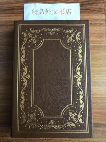 近全新!【现货在美国家中、2周左右到国内、全国包顺丰】The Basic Works of Sigmund Freud, 《弗洛伊德著作精要》,Sigmund Freud / 弗洛伊德(著),富兰克林图书馆出版的世界永恒经典100本名著系列丛书之一, 1978年限量版(请见实物拍摄照片第4、5张版权页),精装,厚册(737页),豪华全真皮封面,三面刷金,珍贵外国文学参考资料!
