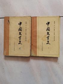 中国文学史 (一、二册)