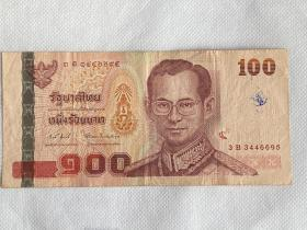 泰国,泰铢