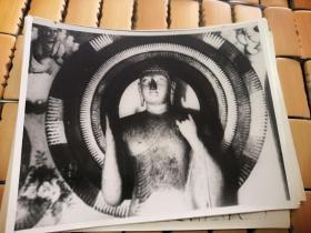 老照片:《锡兰的艺术与建筑》剧照七张(12cm×15cm)六十年代出品