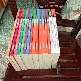 萤火虫快乐语文:(第一辑、七册)、(第二辑、七册)、(第三辑、三册)共17册合售
