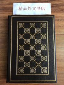 近全新!【现货在美国家中、2周左右到国内、全国包顺丰】The Autobiography of Benjamin Franklin, 《富兰克林自传》,John Bigelow(编),富兰克林图书馆出版的世界永恒经典100本名著系列丛书之一, 1979年限量版 A Limited Edition(请见实物拍摄照片第5张版权页),228页,豪华全真皮封面,三面刷金,珍贵外国文学资料!本店第2本 !