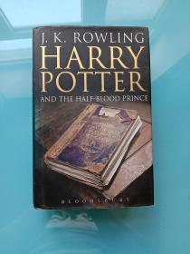 外文原版:HARRY POTTER AND THE HALF-BLOOD PRINCE(精装)    682
