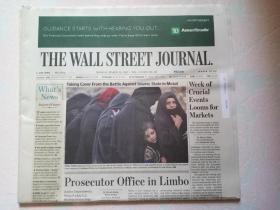 THE WALL STREET JOURNAL 华尔街日报 2017/03/13   外文原版报纸 装饰道具