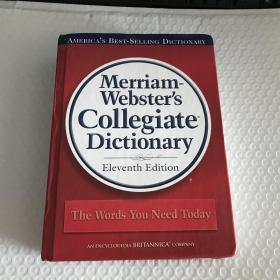 Merriam-Webster's Collegiate Dictionary英文原版