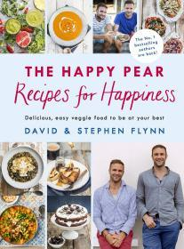 The Happy Pear: Recipes for Happiness开心梨 幸福食谱原版现货