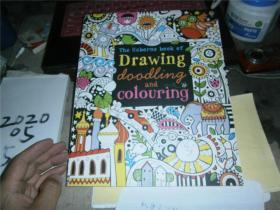 THE USBORNE BOOK OF DRAWING,DAADLING AND COLOURING