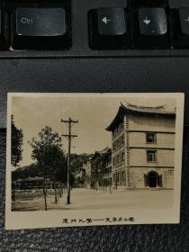 早期厦门大学风景照片