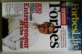 FORBES + LIFE 福布斯 2007年10月29 英文原版商业经济财经杂志