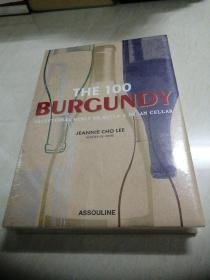 THE100 BURCUNDY