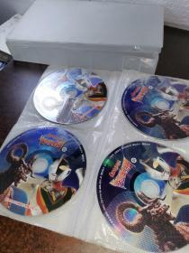 奥特曼动画片系列VCD 佳亚奥特曼26碟全
