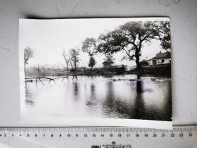 1990前后,皖南竹木桥老照片