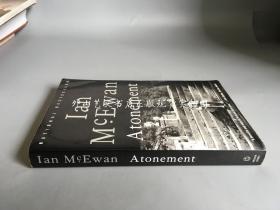 英文原版atonement(伊恩·麦克尤恩《赎罪》)