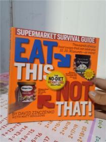 实物拍照;Eat This Not That! Restaurant Surv: The No-Diet Weight Loss Solution