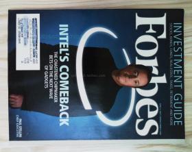 FORBES 福布斯 2007/06/4 英文原版商业经济财经杂志