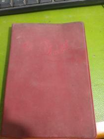 红卫兵日记本
